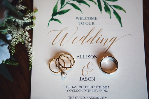 Image of Wedding Collection Payments