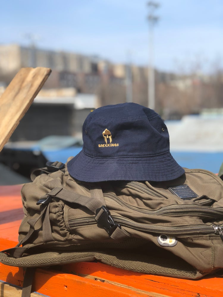 Image of Bmxkings Simple logo bucket hats