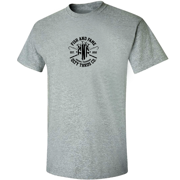 Image of DMND Edge Tee (sports grey)