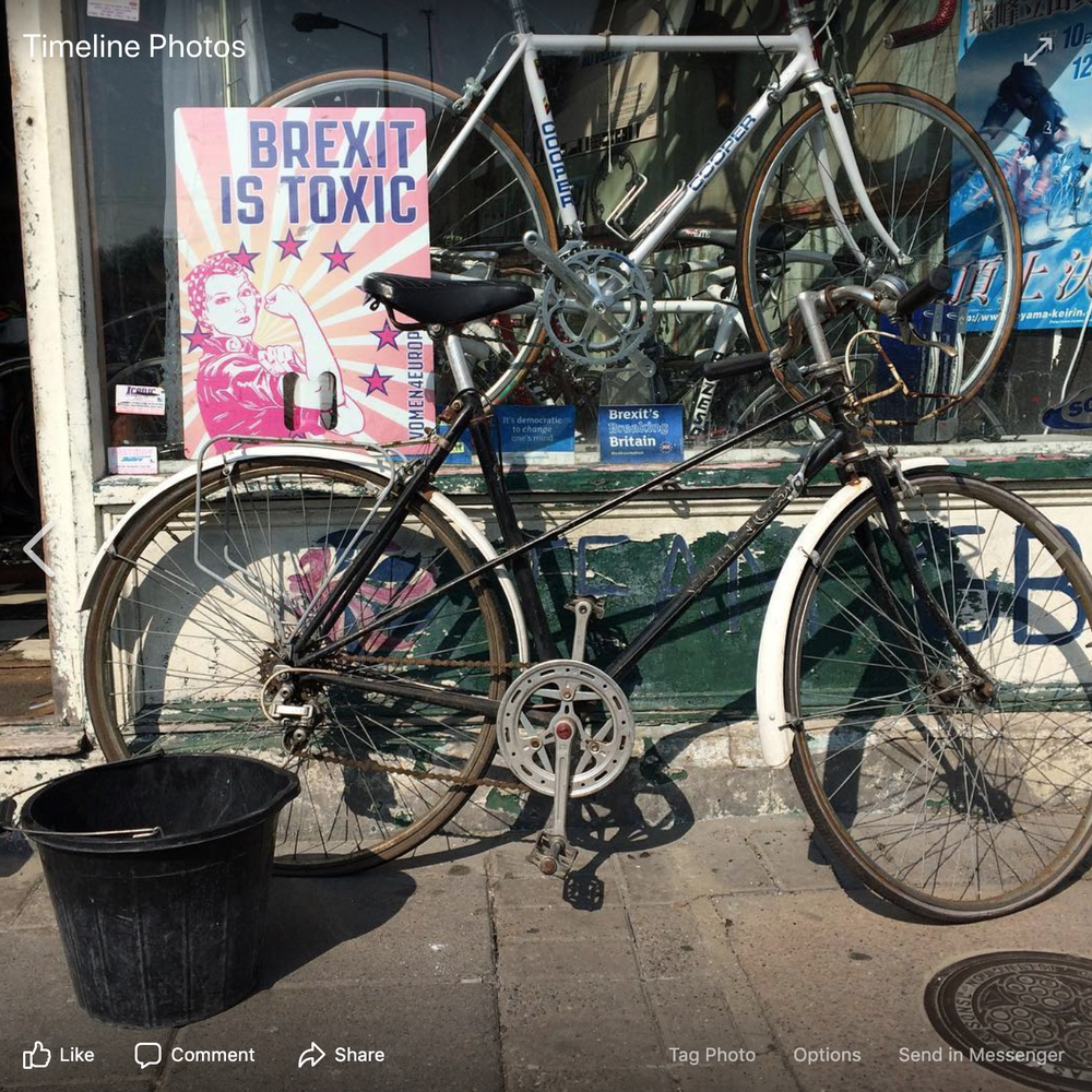 "Image of Youngs of Lewisham, Mixte 5 speed 21 "" frame"