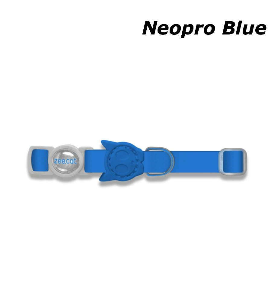 Image of Neopro Cat Collar - Blue