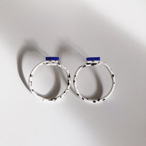 Image of CIRCLE° earrings