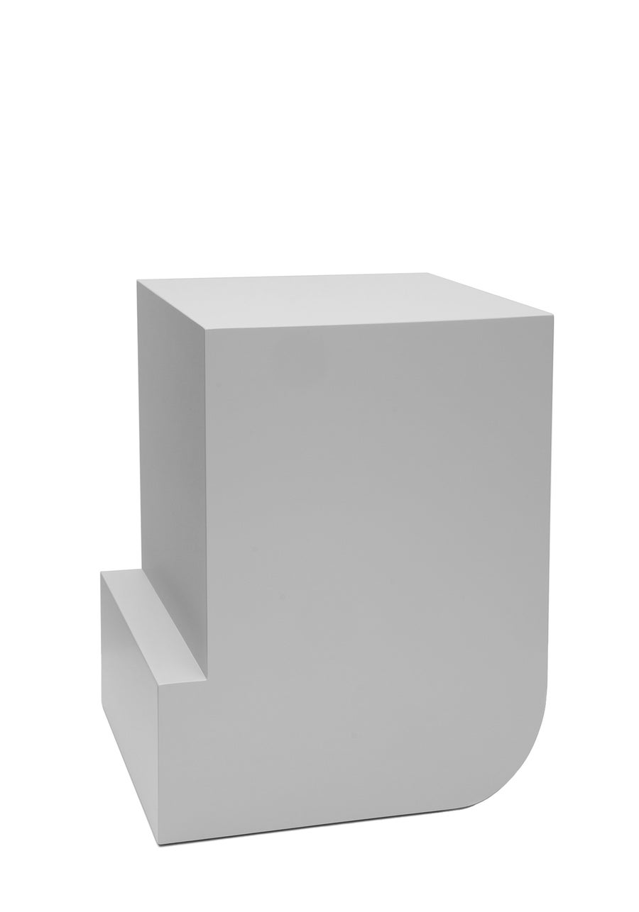 Image of J - Buchstabenhocker / letter stool