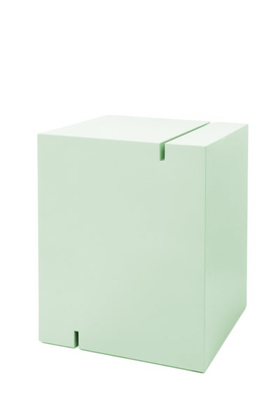 Image of N - Buchstabenhocker / letter stool