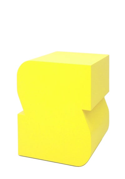 Image of S - Buchstabenhocker / letter stool