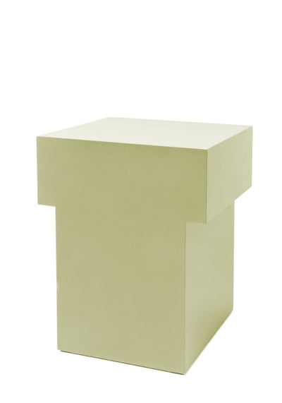 Image of T - Buchstabenhocker / letter stool