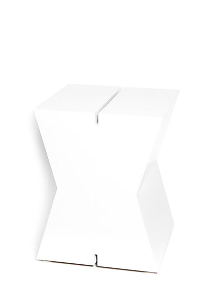 Image of X - Buchstabenhocker / letter stool