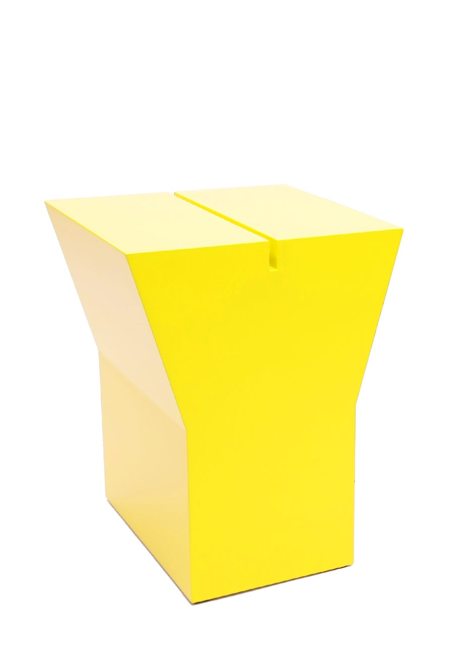 Image of Y - Buchstabenhocker / letter stool
