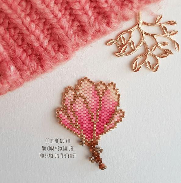 Image of Fleur de magnolia