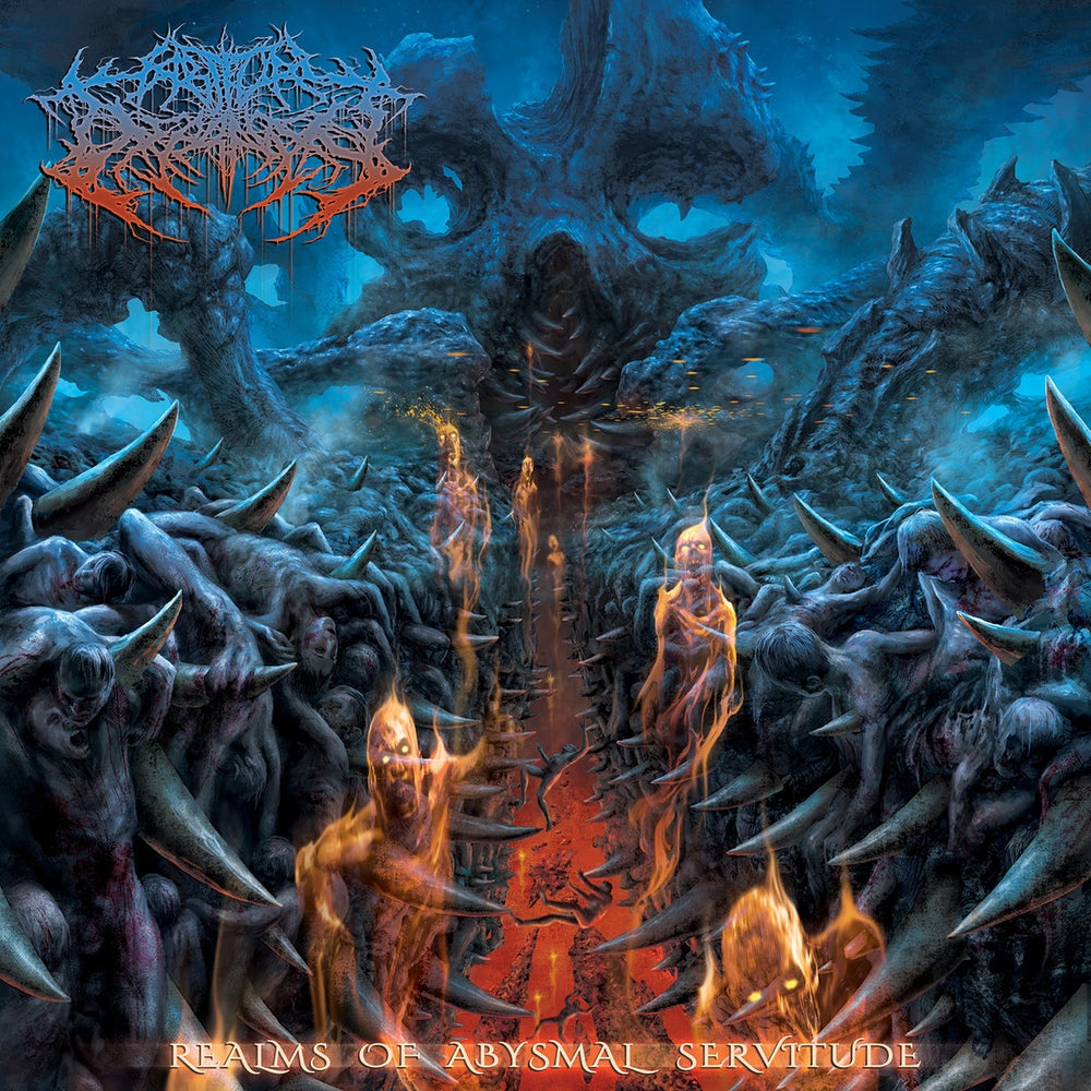 Image of HABITUAL DEPRAVITY - Realms of Abysmal Servitude CD