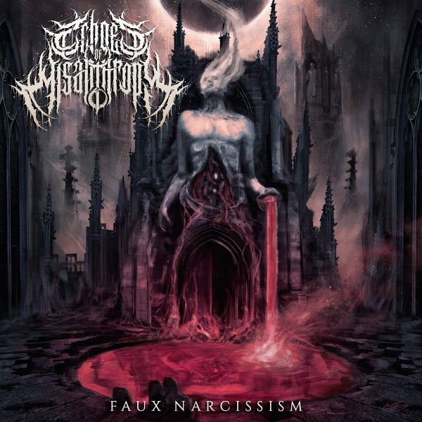 Image of ECHOES OF MISANTHROPY - Faux Narcissism CD