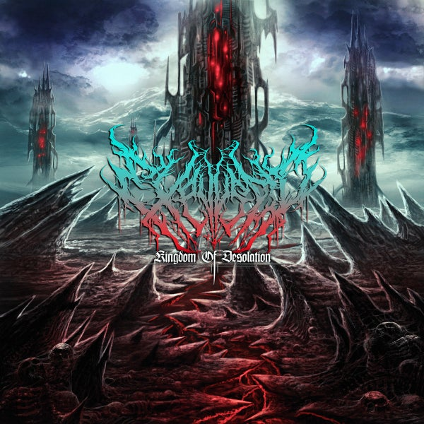Image of EXPULSED - Kingdom Of Desolation CD