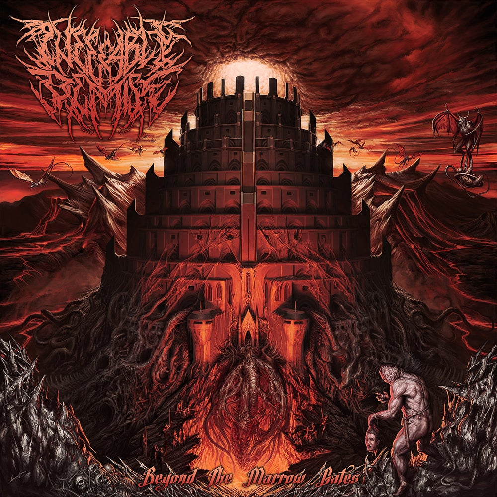 Image of INEFFABLE DEMISE - Beyond The Marrow Gates CD