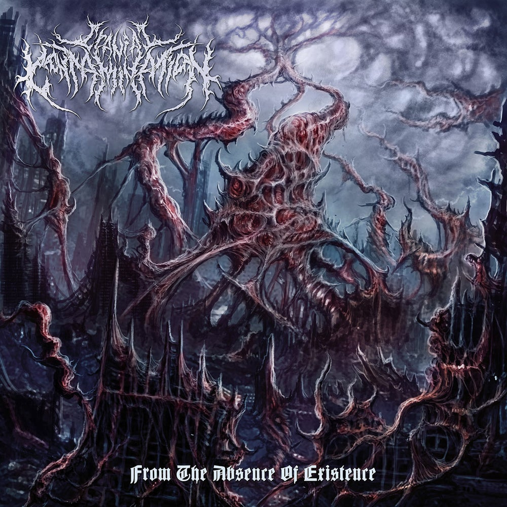 Image of CRANIAL CONTAMINATION - From The Absence Of Existence CD