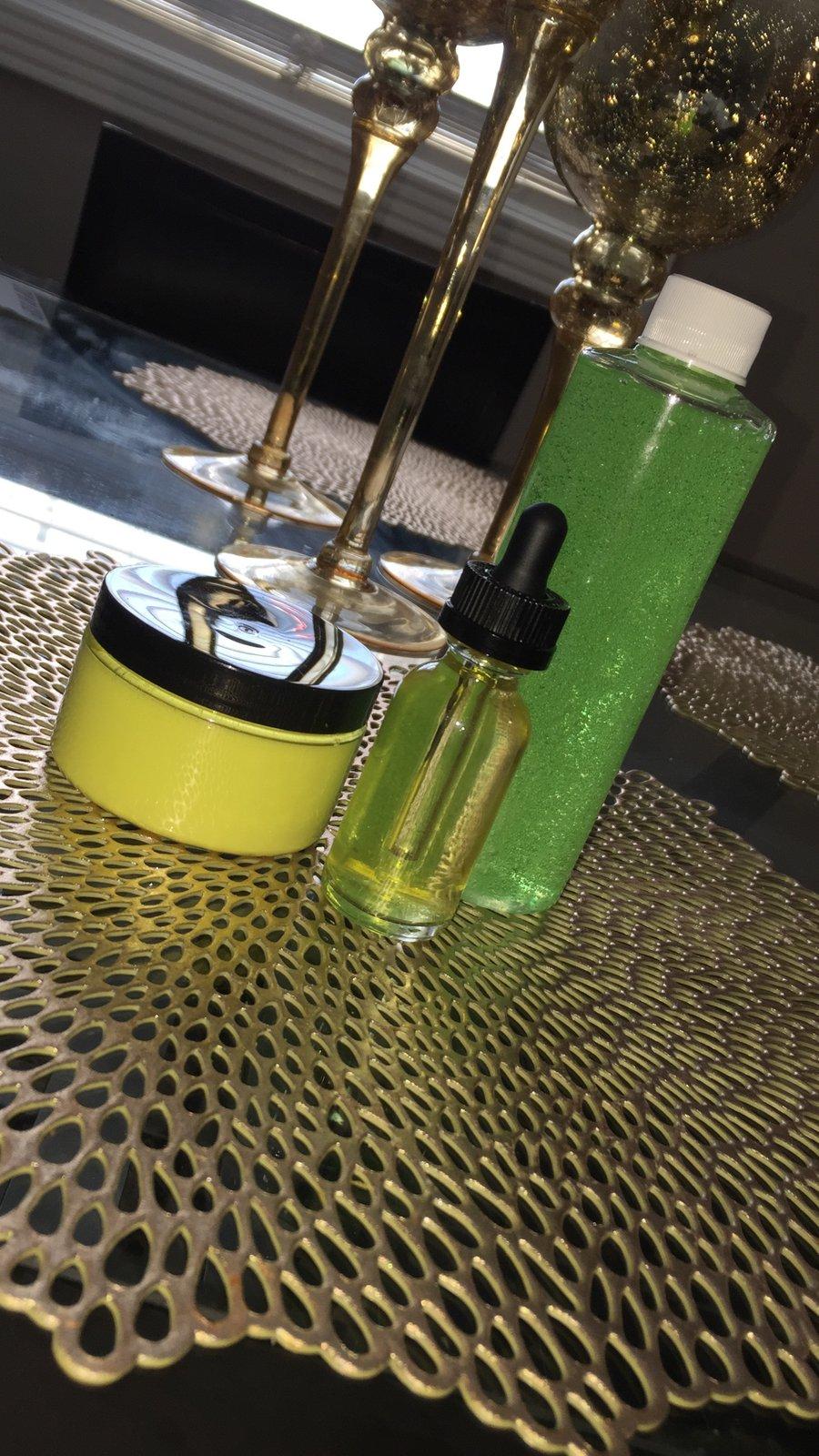 Image of Turmeric & honey 🍯 bundle (Yellow Girl)