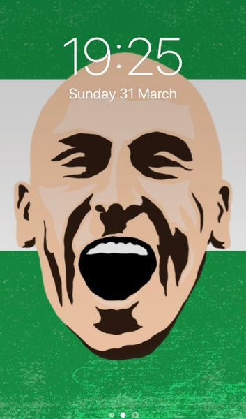 Image of Broony phone wallpaper