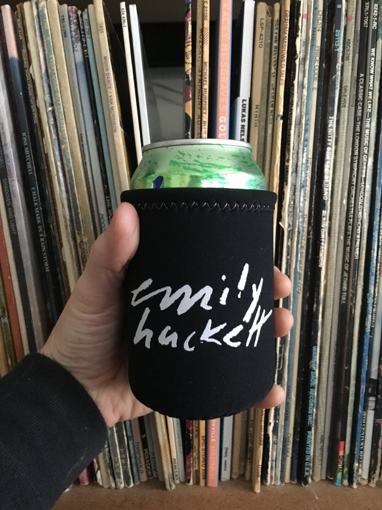 Image of Emily Hackett Koozie