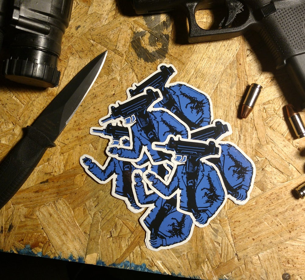 Image of Micro Threat Sticker