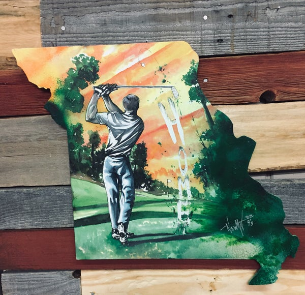 Image of Golfing For Home Missouri