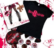 Image of Diva Suicide 'Scars' Bundle