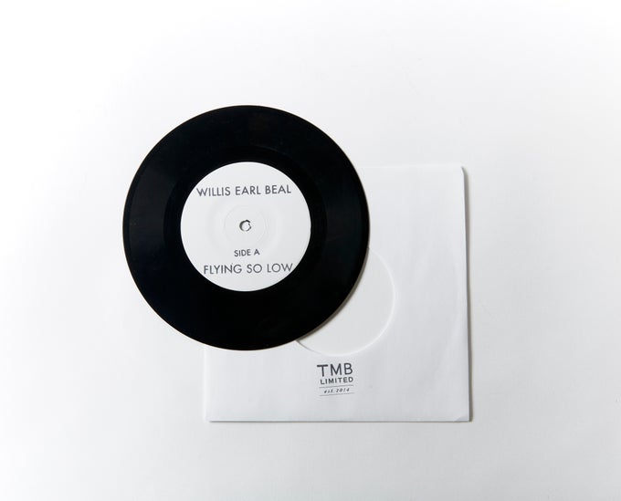 Image of Willis Earl Beal | Flying So Low 7""