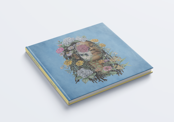 Image of OVERGROWN HARDCOVER