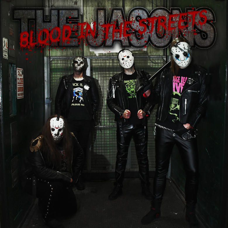 Image of Blood In The Streets - CD