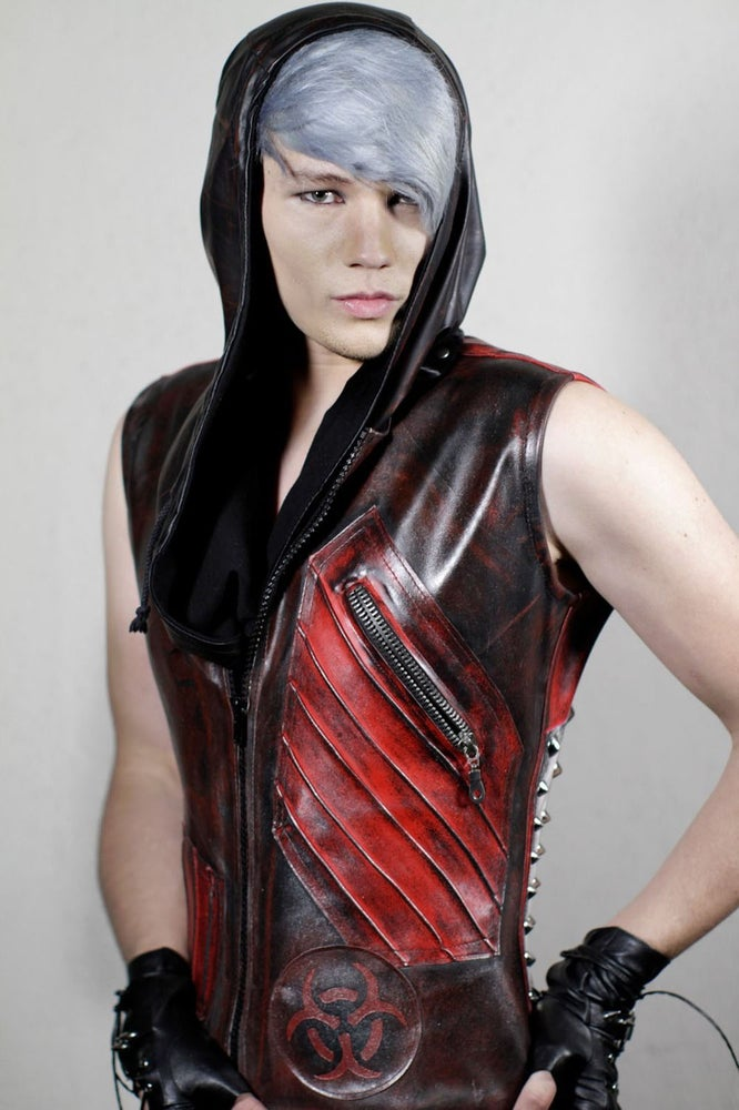 Image of Ex Nihilo Dark Red Vest