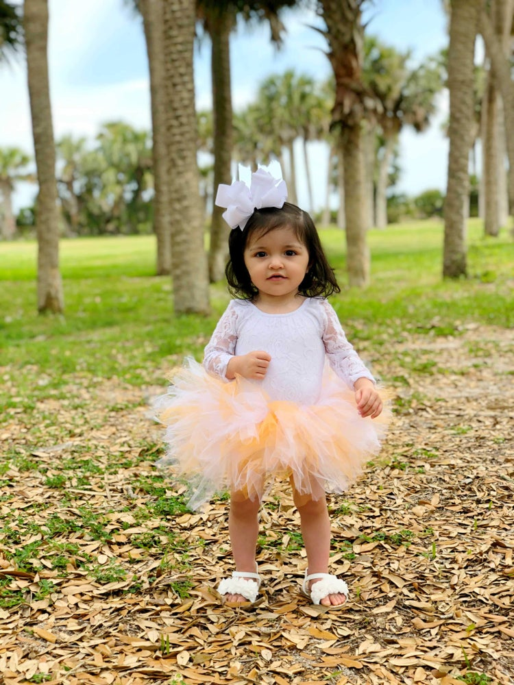 Image of Creamsicle Tutu