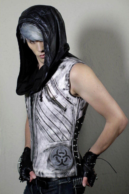 Image of Ex Nihilo White Light Fade Vest