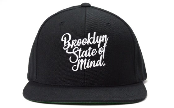 Image of BROOKLYN STATE OF MIND - SNAPBACK