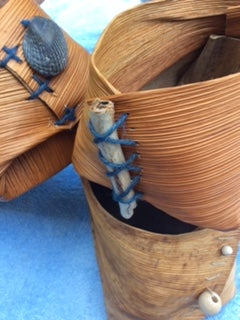 Image of Simple Pleasures Basket Making with Zimmi Forest..        Saturday April 27th 1-5pm