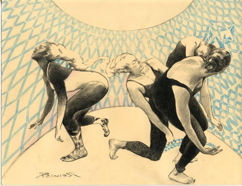 "Image of ""Indra's Net"" (original)"