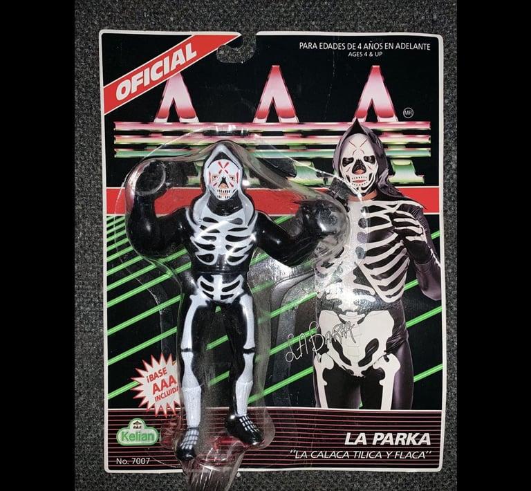 Image of 1994 Kelian Lucha Libre AAA Action Figure - La Parka