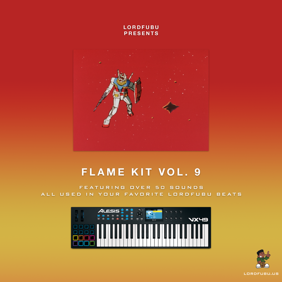 Image of FLAME KIT VOL. 9