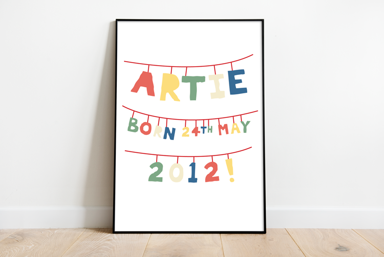 Image of Welcome little one BRIGHT