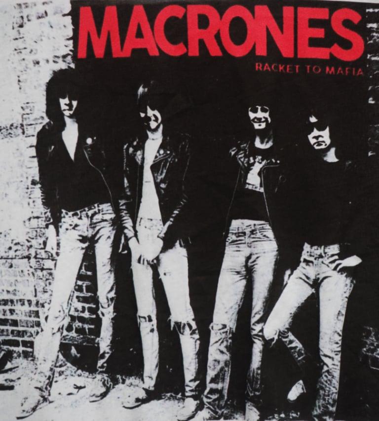 The Macrones - Racket To Mafia © Selecterwolf