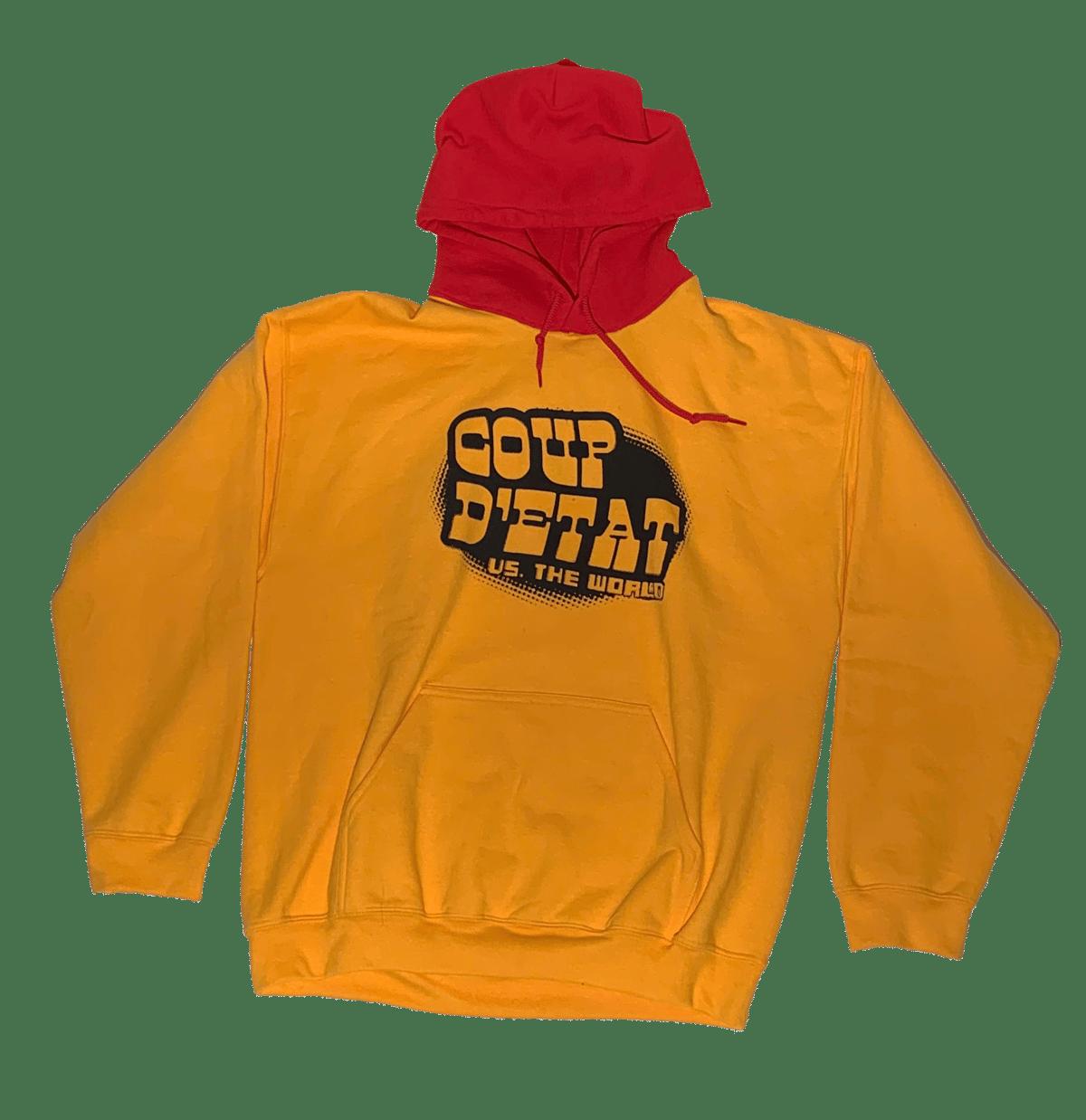 Image of 'Mustard' Hoodie