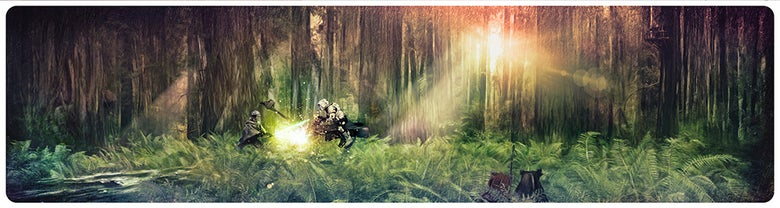 Image of Forest Moon Duel