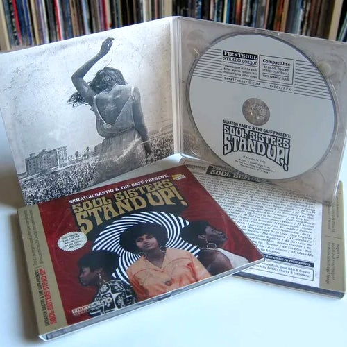 Image of Soul Sisters, Stand Up! (CD)