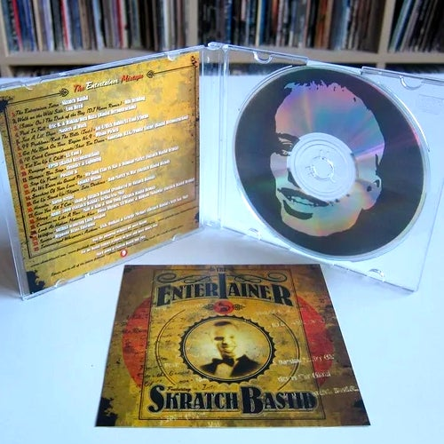 Image of The Entertainer (CD)
