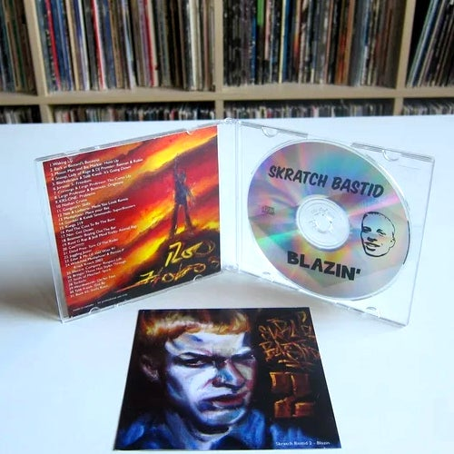 Image of Blazin' (CD)