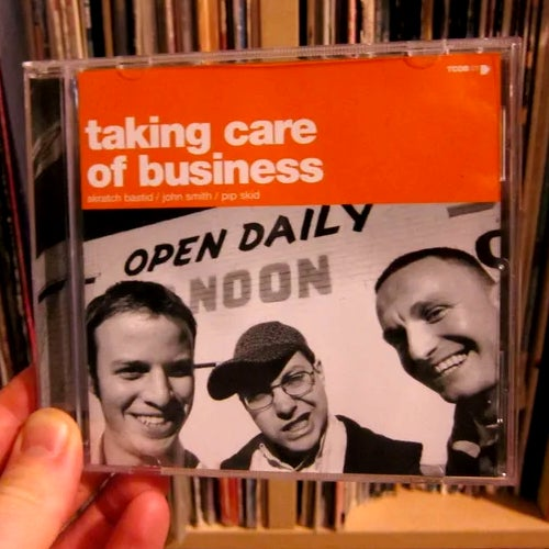 Image of Taking Care Of Business CD