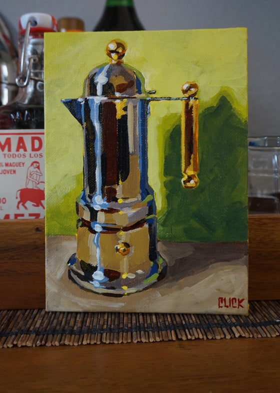 Image of Vev Vigano Moka Pot