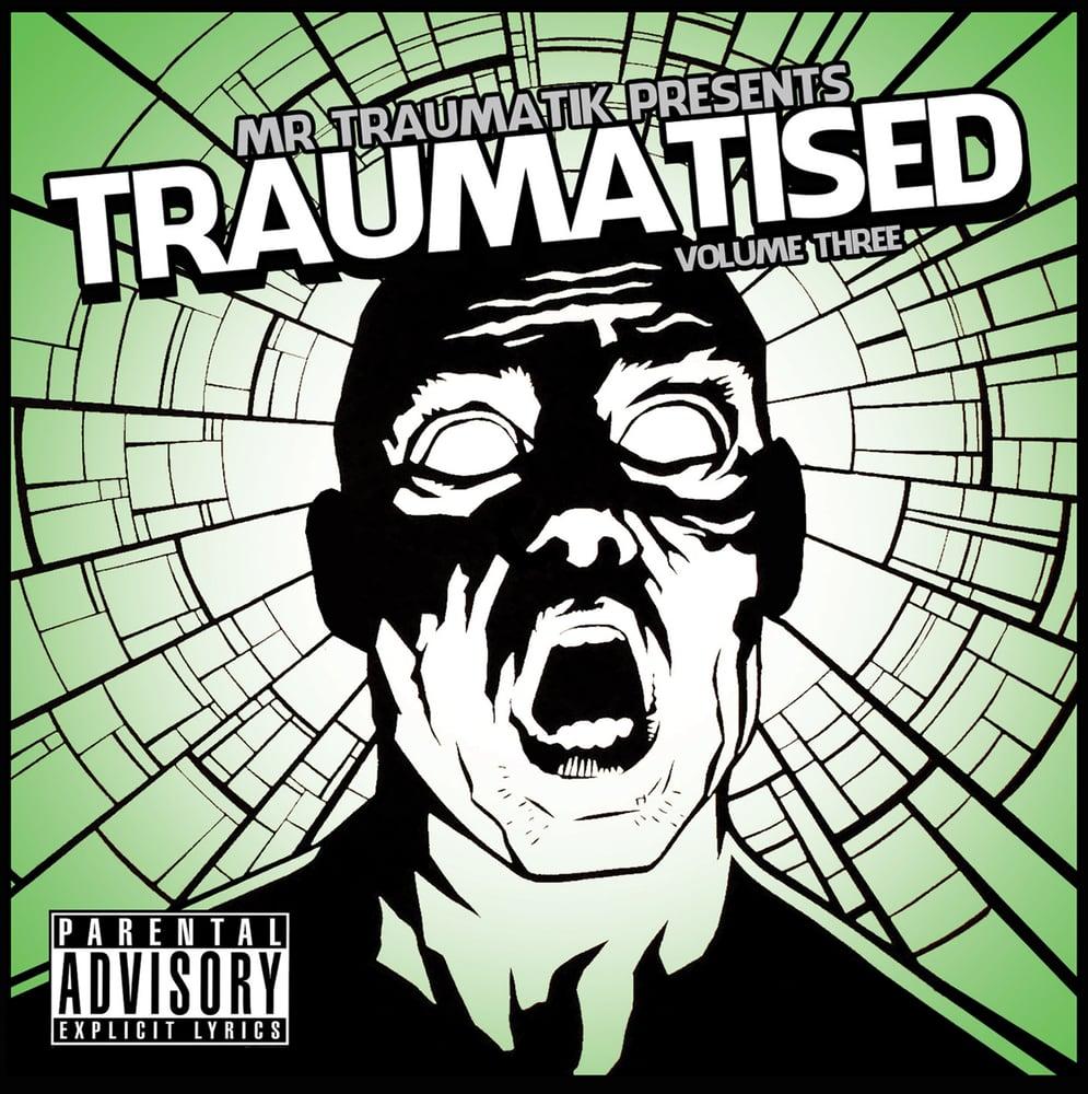 Image of Traumatised Volume 3