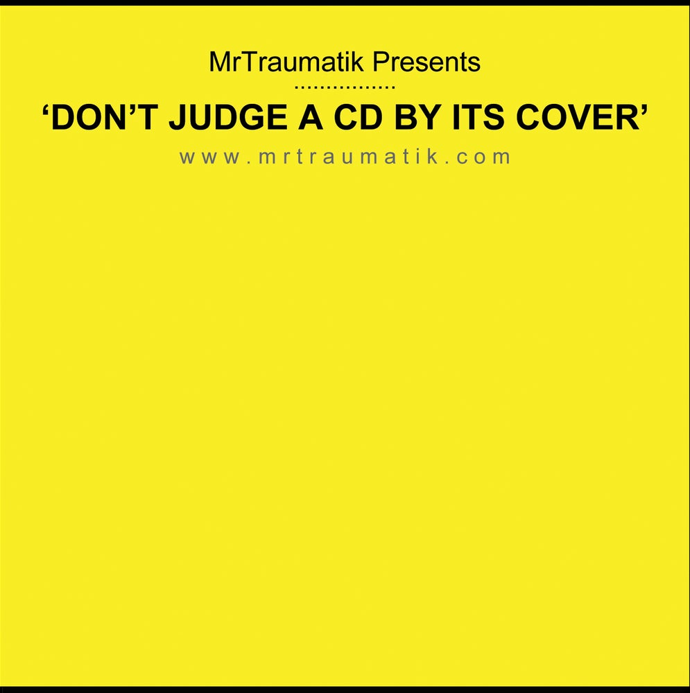 Image of Dont Judge A CD by Its Cover