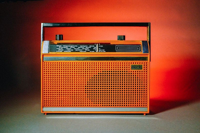 Image of ELECTA ORANGE BLUETOOTH (1968)