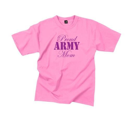 Image of Proud Army Mom T-Shirt