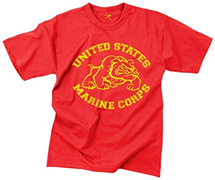 Image of United States Marine Corps T-Shirt