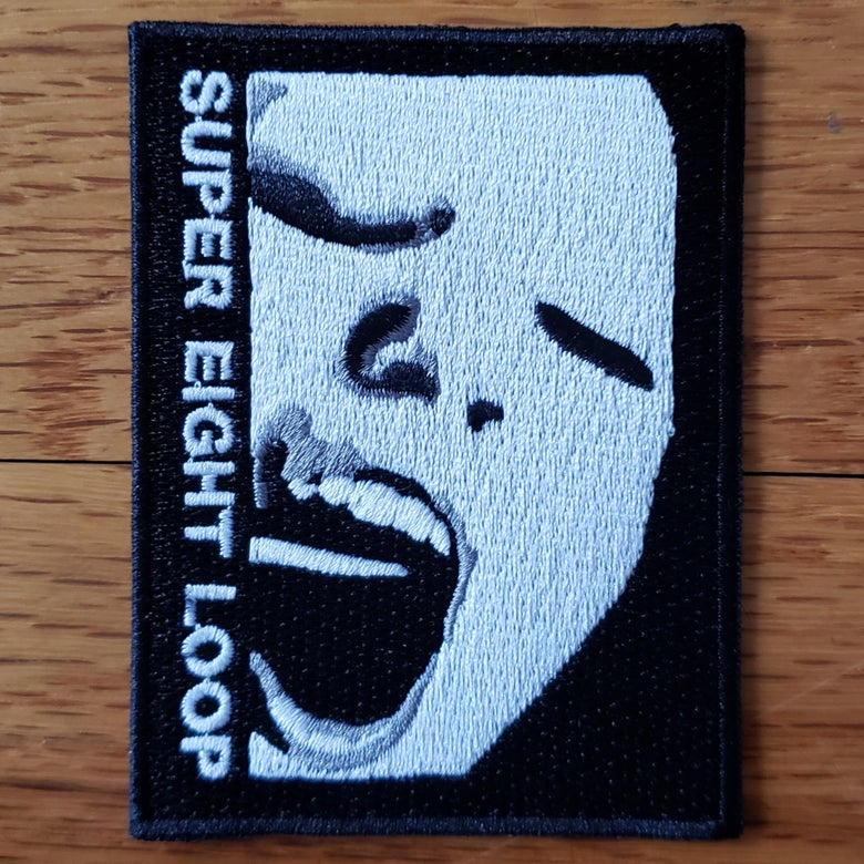Image of Super Eight Loop - Patch